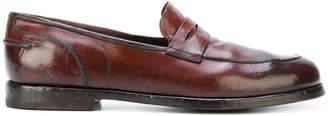 Alberto Fasciani Ulisse penny loafers