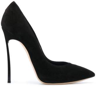 Casadei thin stiletto heeled pumps