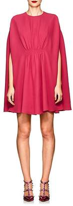 Valentino Women's Silk Slipdress & Cape