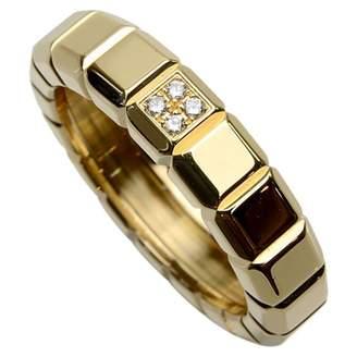 Chopard Happy Diamonds yellow gold bague