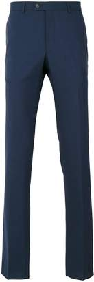 Lanvin tailored straight fit trousers