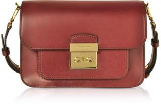Michael Kors Sloan Editor Large Leather Shoulder Bag