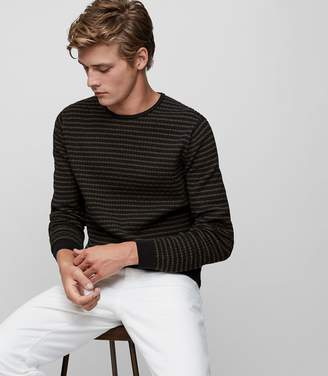 Reiss Hermitage Crew-Neck Stripe Jumper