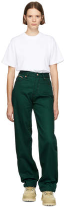 Eytys Green Benz Jeans