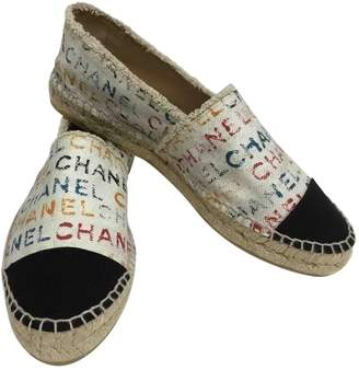 Chanel Cloth espadrilles