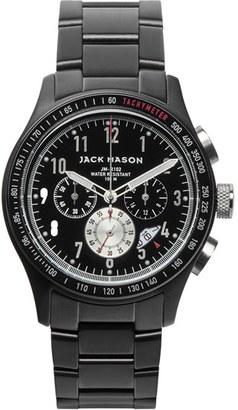 Men's Jack Mason Chronograph Bracelet Watch, 42Mm $410 thestylecure.com
