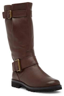 Kenneth Cole Gentle Souls by Leather Buckle Up Boot