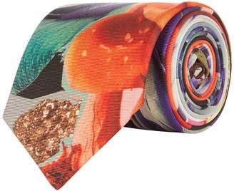 Paul Smith Floral Tie