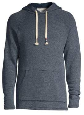 Sol Angeles Roma Flag Slim-Fit Hooded Pullover