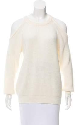 IRO Lineisy Cold-Shoulder Sweater