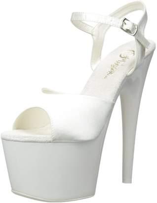 Pleaser USA ADO709UV/WSA/NW Women's Platform Dress Sandal