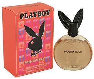 Playboy Generation Eau de Toilette Spray for Women