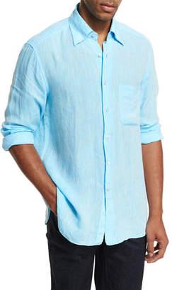 Stefano Ricci Linen Sport Shirt