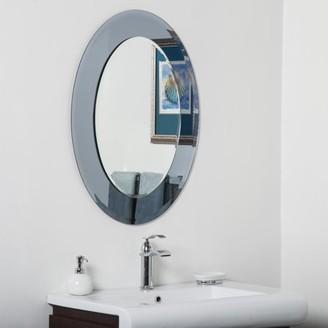 Décor Wonderland Cayman Modern Bathroom Mirror