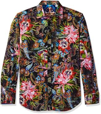 Robert Graham Men's Himachai, Multi
