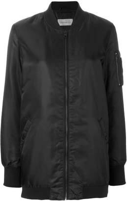 CK Calvin Klein oversized bomber jacket