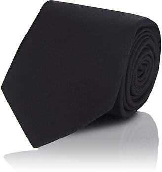Kiton Men's Wool Twill Necktie