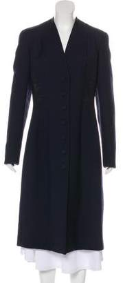 Bottega Veneta Wool Long Coat