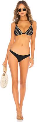 Zimmermann Bayou Lattice Bikini Set