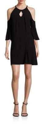 Ramy Brook Evette Cold Shoulder Dress