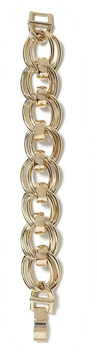 Banana Republic Anchors metal bracelet