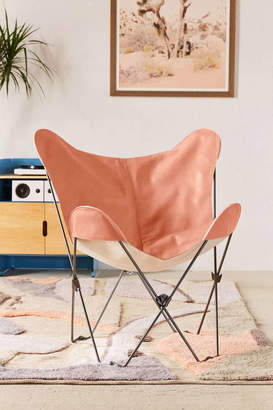 4040 Locust Leather Butterfly Chair Cover