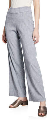 Nic+Zoe Plus Size Here or There Mid-Rise Pull-On Pants