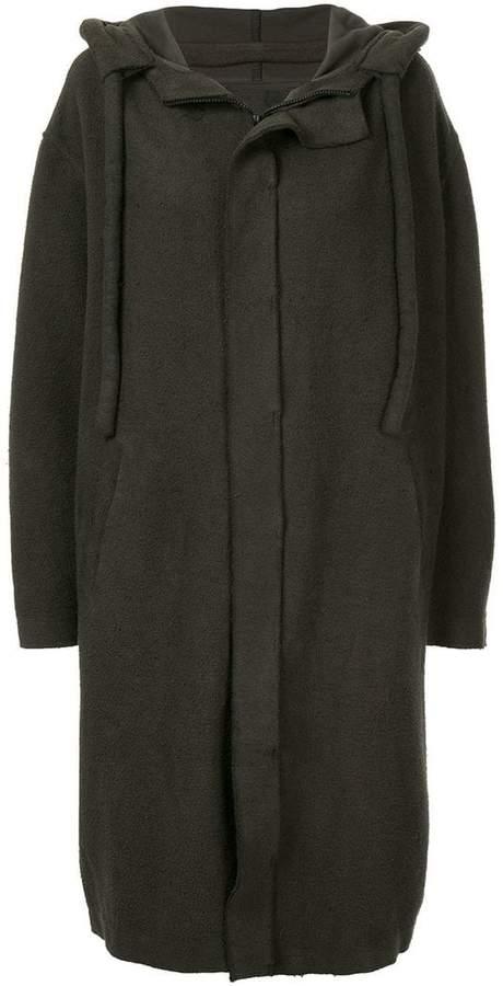 Rundholz Black Label loose fitted coat