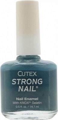 Cutex Strong Nail Enamel 14.7mL - Huckleberry