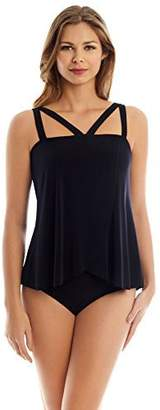 Magicsuit Solid Michelle Tankini Top
