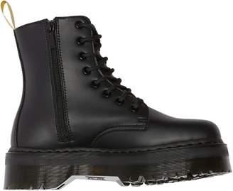 Dr. Martens Vegan Leather Jadon II Mono Boots