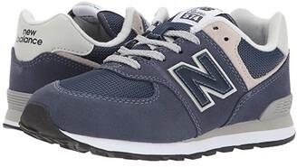 21c68e28716e6 New Balance Gray Boys' Shoes - ShopStyle
