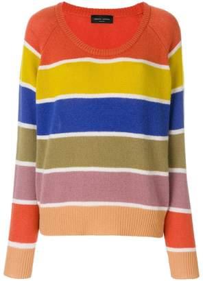 Roberto Collina striped jumper