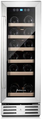 DAY Birger et Mikkelsen Kalamera 18 Bottle Single Zone Built-In Wine Cooler