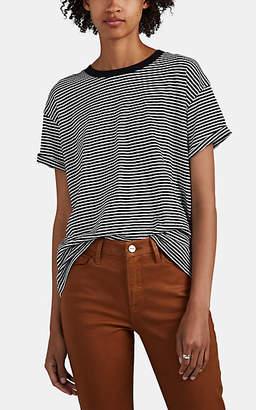 Frame Women's Cotton Slouchy Crewneck T-Shirt