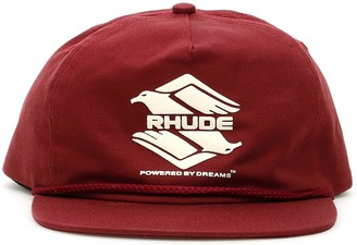 Rhude Double Eagle Cap