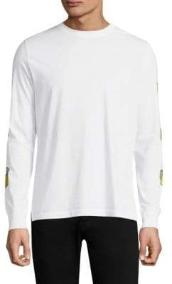 Paul Smith Popsicle Long-Sleeve Cotton Tee