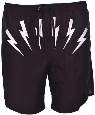 Neil Barrett Thundervolt Shorts