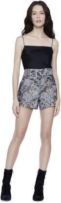 Alice + Olivia Cady High Waisted Shorts