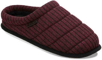 Dearfoams Quilted Clog Slipper - Men's