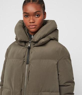 AllSaints Ester Parka Puffer Coat
