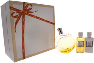 Hermes Eau Des Merveilles 3Pc Gift Set