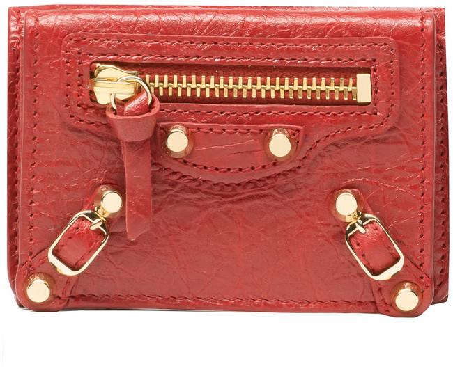 Balenciaga Classic Mini Wallet