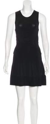 A.L.C. Sleeveless Knit Mini Dress
