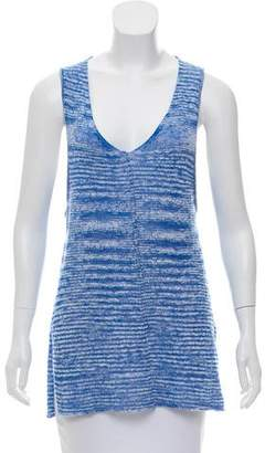 White + Warren Sleeveless Knit Top