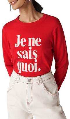 Whistles Je Ne Sais Quoi Sweater