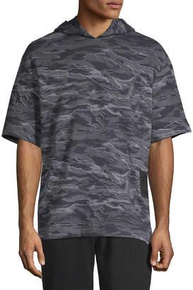 Puma X Xo Short-Sleeve Hoodie