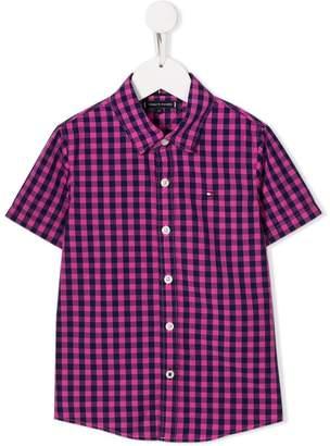 Tommy Hilfiger Junior checked shirt