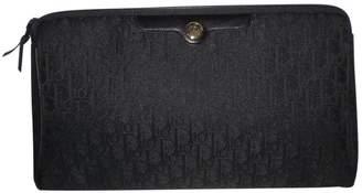 Christian Dior Cloth clutch bag