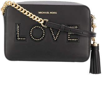 MICHAEL Michael Kors Ginny Love crossbody bag